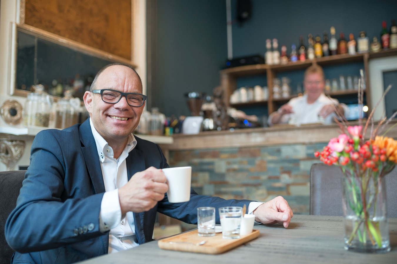 Wethouder Marcel Willemsen Oosterhout