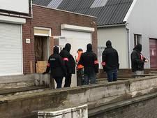 34 mensen opgepakt bij grootschalige actie tegen No Surrender in België