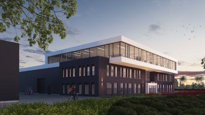 Flexwerkplek van 2.000 vierkante meter aan op- en afrittencomplex in Brecht tegen begin 2020