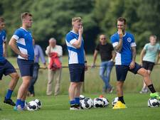 De Graafschap op trainingskamp in Epe