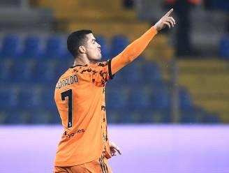 Cristiano on fire: Ronaldo gidst Juventus met twee goals naar simpele zege bij Parma