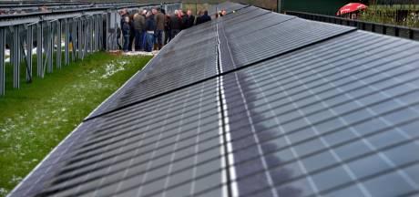 Nog meer zonnepanelen op dak via eCoBuren