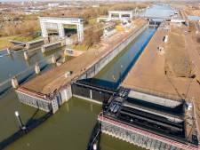 Beatrixsluizen in Nieuwegein werken straks volledig op zonne-energie
