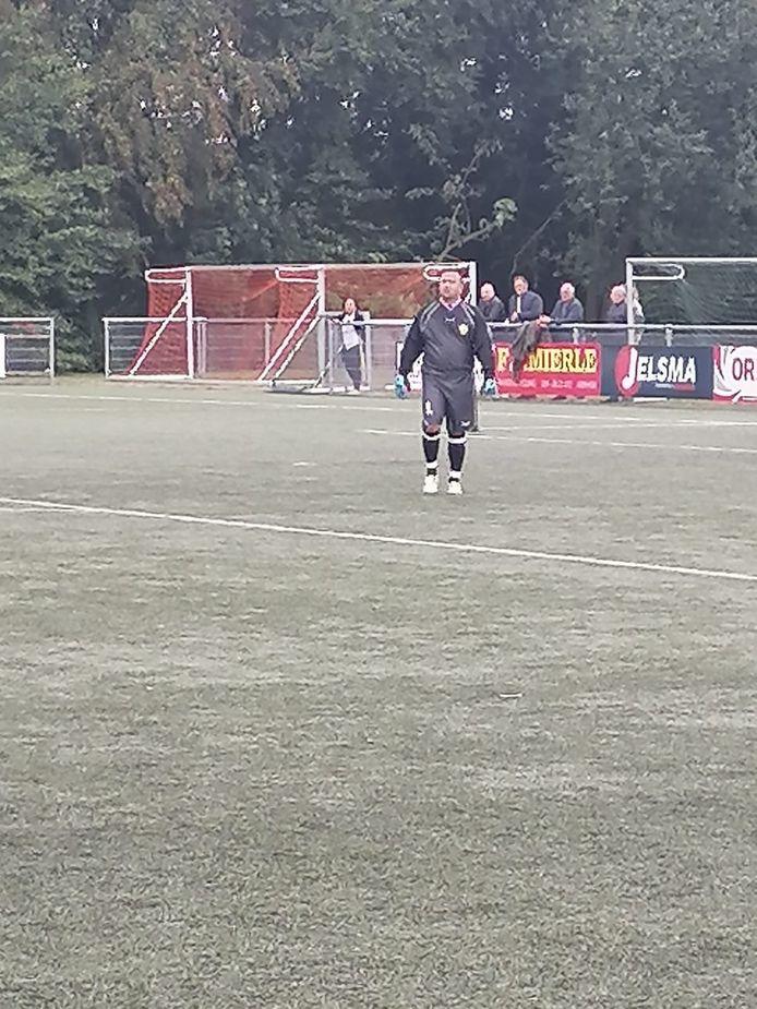 Jhon van Beukering keept bij SC Veluwezoom