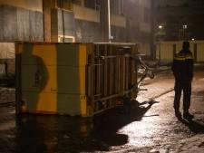 Ook gedoe in Bergen op Zoom: gaslekje na omduwen bouwkeet