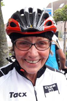 Oud-wereldkampioene Keetie van Oosten-Hage rijdt mee in eigen fietsroute over Tholen