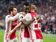 Ajax speelt finale woensdag in nieuw thuisshirt