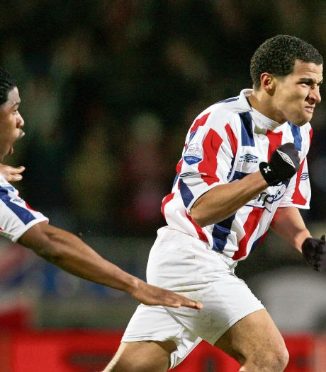 Anouar Hadouir maker laatste Europese goal in Koning Willem II-stadion