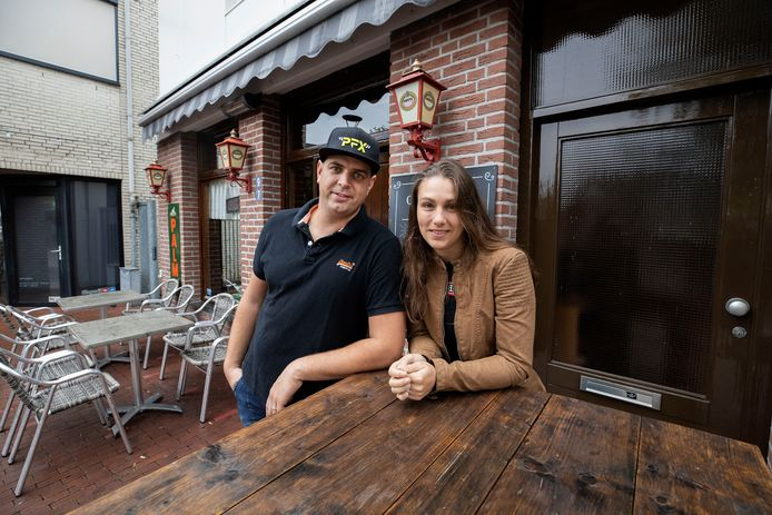 Tom en Angela Wilborts nemen per 3 februari De Herberg over, wat dan De Gaopert gaat heten.