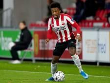 Chris Gloster wil in de toekomst de weg naar het eerste van PSV vinden