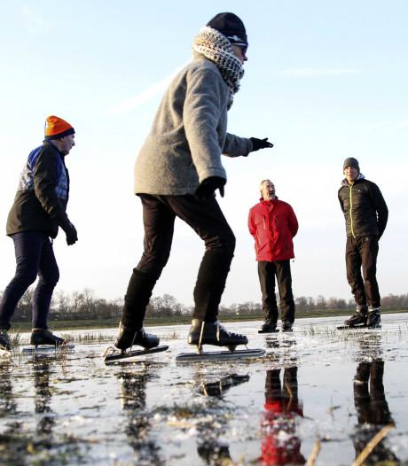 Nog één keer schaatsen op natuurijs deze winter? 'Hoopvol, maar nul garantie'