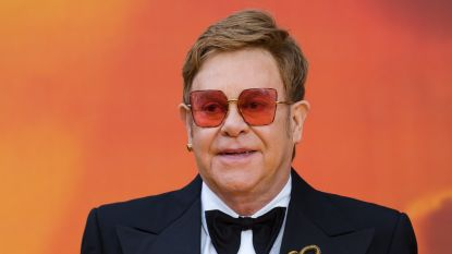 Elton John zwaar teleurgesteld in remake van 'The Lion King'