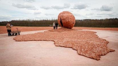 Indrukwekkend: 600.000 kleien beeldjes symboliseren slachtoffers Eerste Wereldoorlog op Belgische bodem