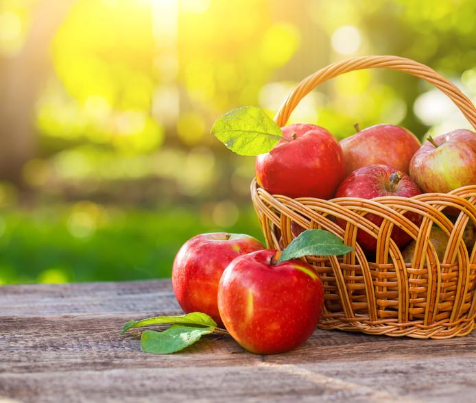 Een appel per dag houdt de dokter buiten de deur, luidt een bekend gezegde.