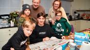 Onthaald als helden op school! Broers Cassiman beleven eerste dag als Vier Heemskinderen