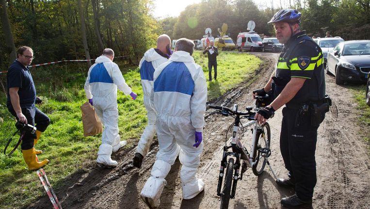 490aa969c62 ... Onderzoek in Zeewolde, half oktober, op de plek waar het lichaam is  gevonden van Anne Faber Beeld anp