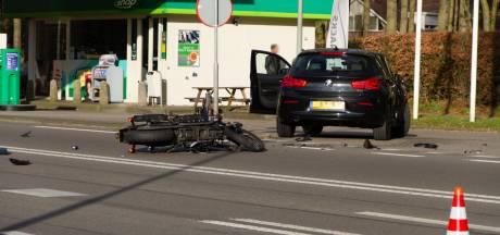 Motorrijder (37) uit Ermelo komt om het leven bij botsing in Putten