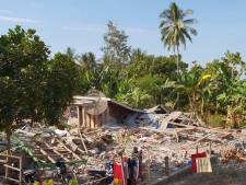 Apeldoorner Leo Veldkamp spant zich in voor noodhulp aan Lombok