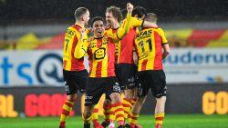 KV Mechelen pakt 6 op 6 en blijft in het spoor van Racing Genk