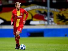 Rugblessure houdt Brouwers aan kant bij GA Eagles tegen Eindhoven