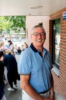 Meester Herman vertrekt na 43 jaar bij De Eendracht in Apeldoorn