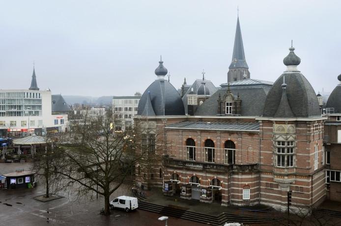 Musis Sacrum in Arnhem. foto Jelle de Ruiter/DG