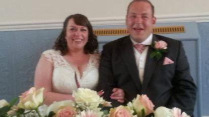 """Bruid in shock nadat echtgenoot (31) op huwelijksreis plots sterft aan nooit gediagnosticeerde kanker: """"Ik heb zoveel gehuild dat ik geen tranen meer over heb"""""""
