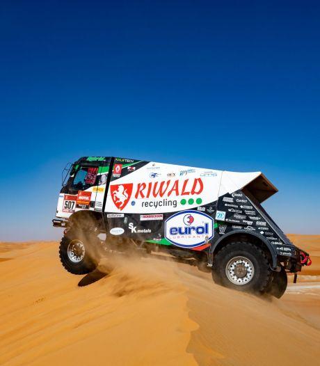 Huzink uit Dakar, maar toch ook weer in Dakar