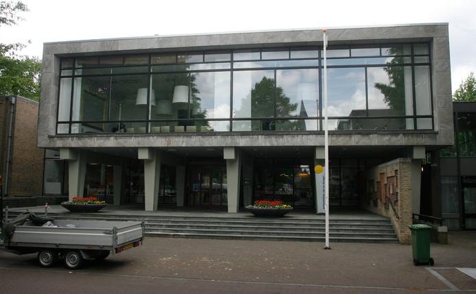 Het gemeentehuis van Son en Breugel.
