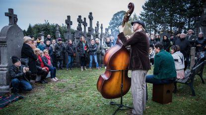 Reveil brengt op Allerheiligen muziek, verhalen en evocaties op begraafplaats Nederbrakel