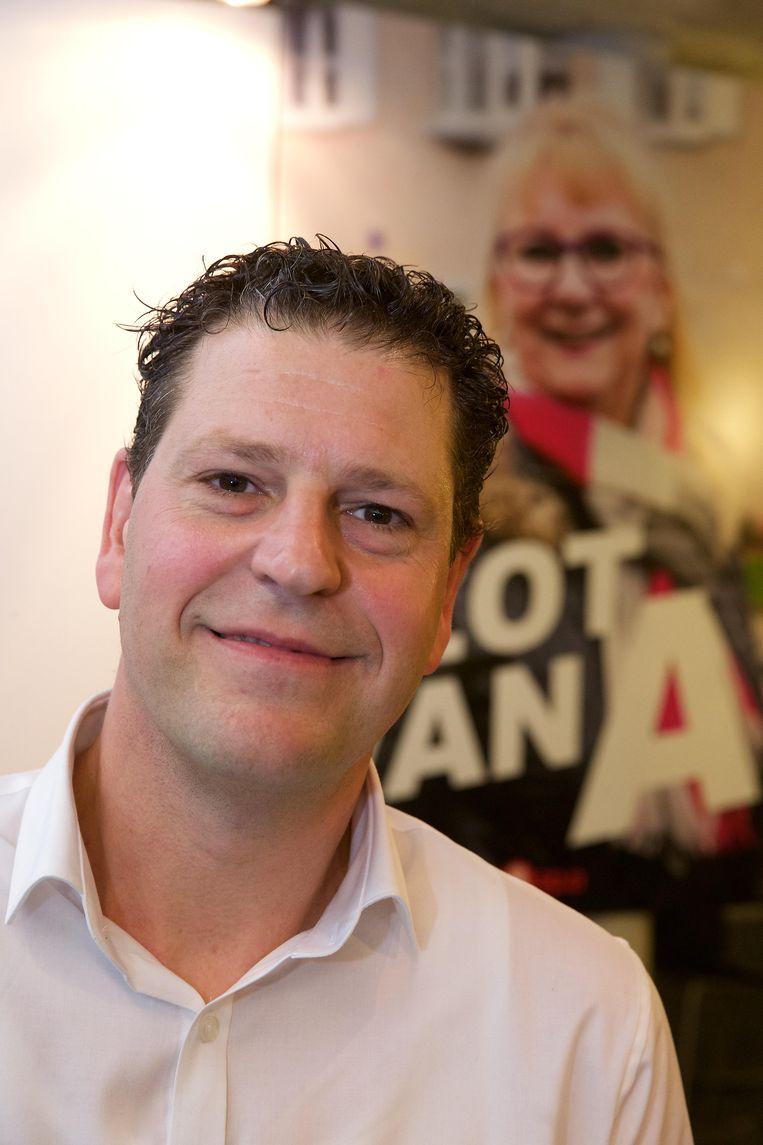 Tom Meeuws moet sp.a terug in de meerderheid krijgen.