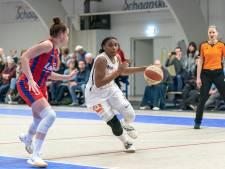 Basketbalsters Batouwe naar halve finale beker