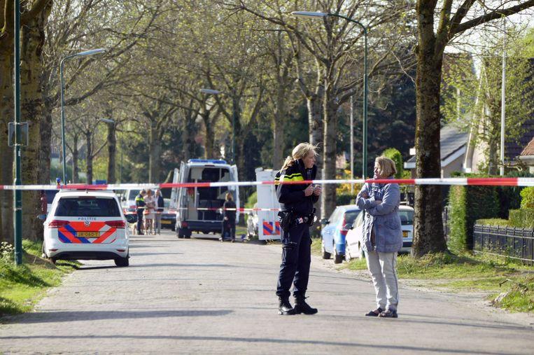 Het lichaam van Miranda Zitman werd vorig jaar in een huis in Soest gevonden. Beeld ANP