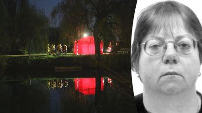 Lichaam vermiste Maria Laenen (49) aangetroffen in visvijver in Diest