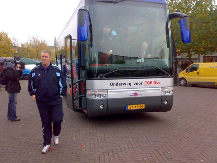 Top Oss Voortaan Met Eigen Bus Op Pad Top Oss Bd Nl