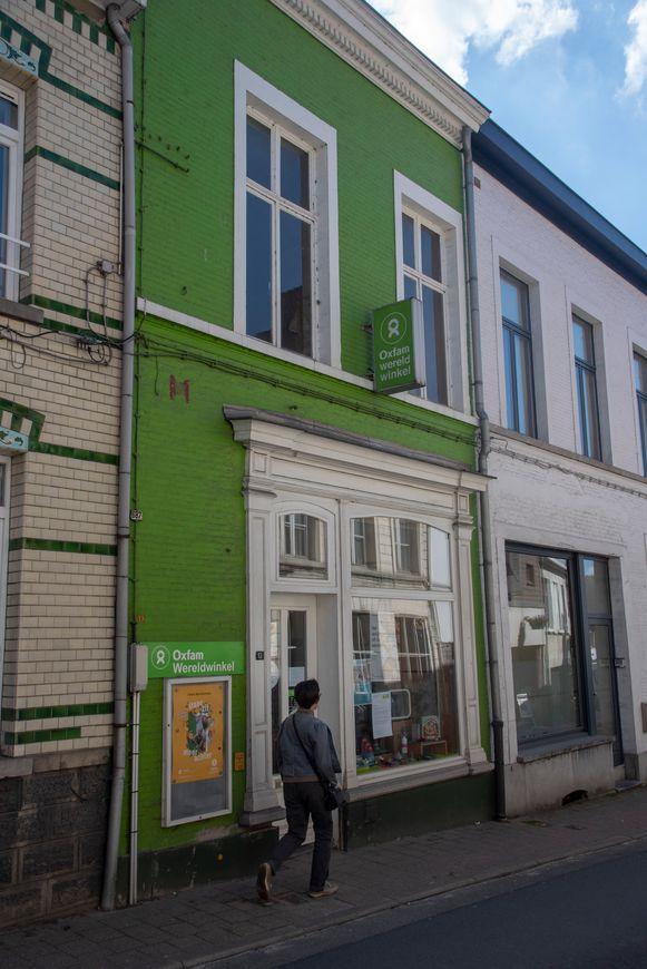 De Oxfam Wereldwinkel in de Van Cromphoutstraat sluit de deuren.