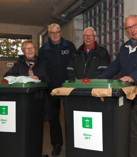 Bewoners  Zandweerd starten zelf met inzameling groenafval