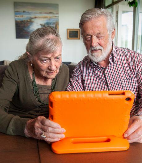 Sla op je bord uit 'digitaal moestuintje'. Dat kan ook in Bosch proefproject voor mensen met dementie