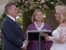 Kijkers lyrisch over bruiloft van Duivense Freddy in Married at First Sight: 'Wat een mooi stel'