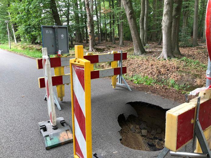 Het sinkhole