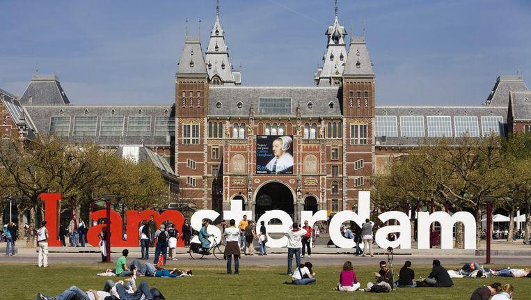 Amsterdam staat op plek 23 in de lijst van duurste steden ter wereld. Beeld ANP