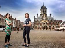 De Delftse formatie: 'D66 pakt    GroenLinks gewoon in'