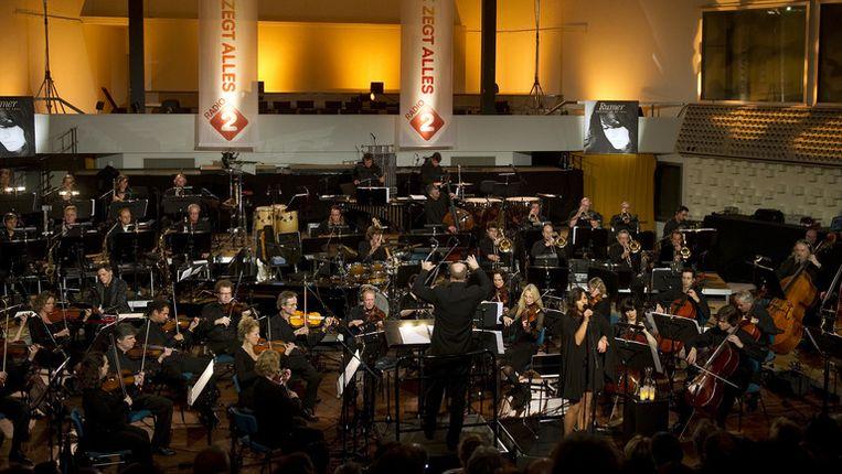 Het Metropole Orkest. © ANP Beeld