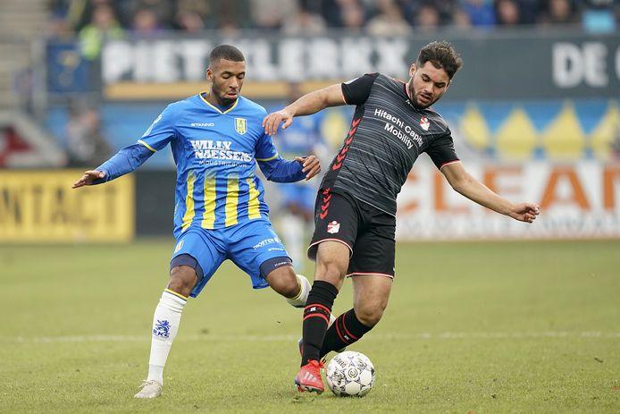 RKC Waalwijk stond een jaar geleden nog onder contract in Utrecht.
