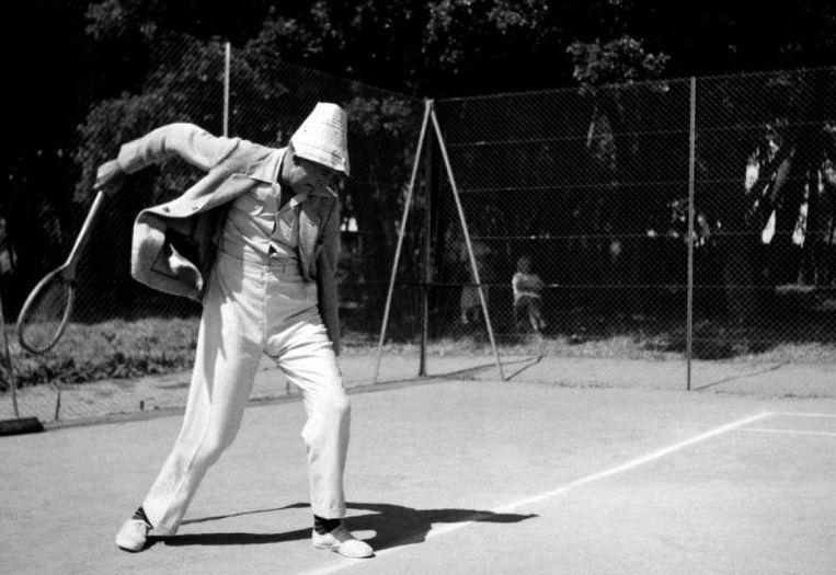 Les vacances de Monsieur Hulot (1953). Beeld