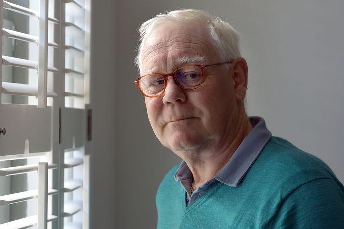 Onderzoeker Jozef Mahieu.