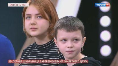 """Rusland in de ban van mysterieuze zwangerschap tienermeisje: """"Ivan (10) kan de vader niet zijn"""""""