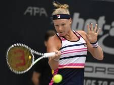 Bertens tegen Vekic en Jastremska bij WTA Elite Trophy