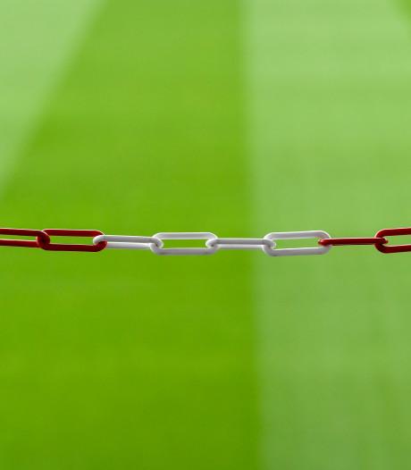 Meerderheid voetbalfans wil niet verder zonder publiek