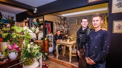 "Bloemenzaak én tearoom in één: ""We halen inspiratie in New York"""